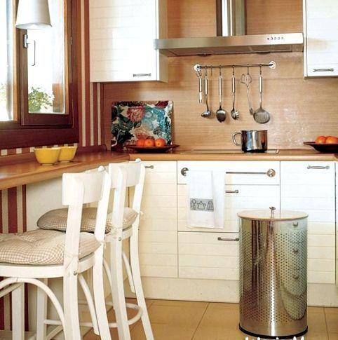 Дизайн кухни 4 квм Kitchen Pinterest