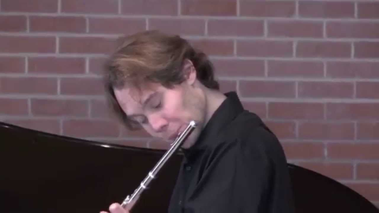 Franz Schubert – Ave Maria (Flute and Piano)