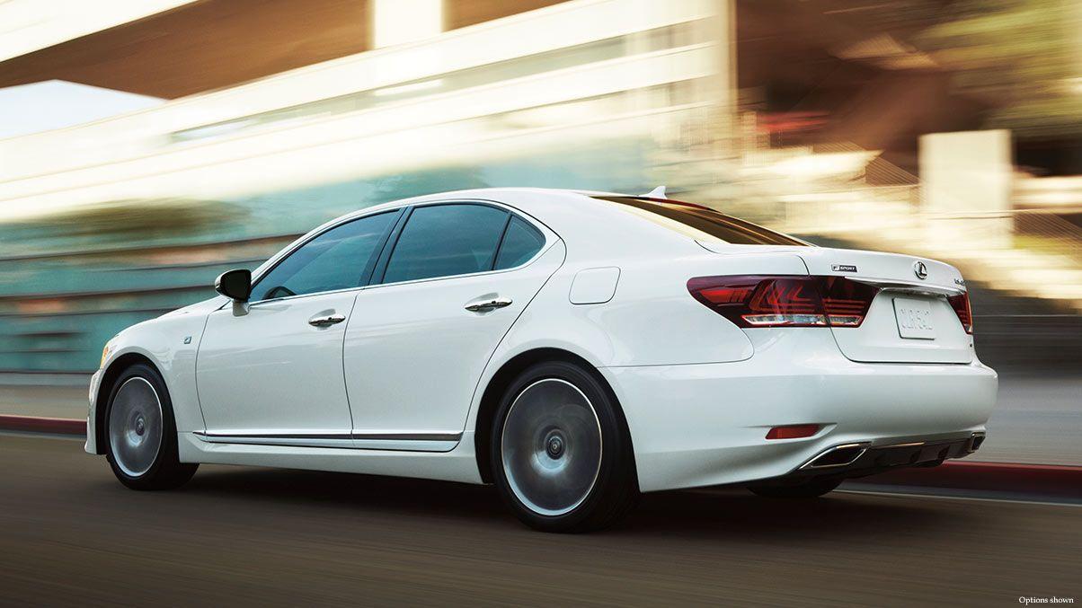 Lexus LS | Lexus ls, Lexus ls 460, Lexus
