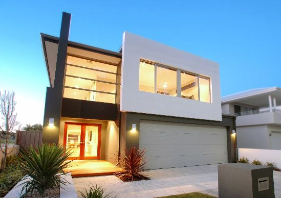 The Wordsworth – 10m Double Storey | Front Elevation | Pinterest ...