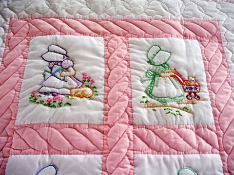 Handmade Amish Baby Quilts And Infant Blankets Babies