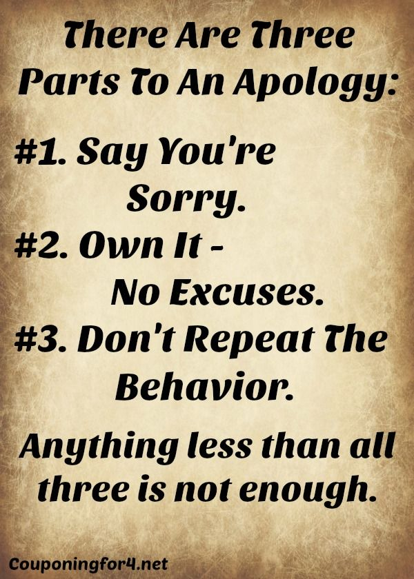 Sorry Seems To Be The Hardest Word Behavior Quotes Hardest Word