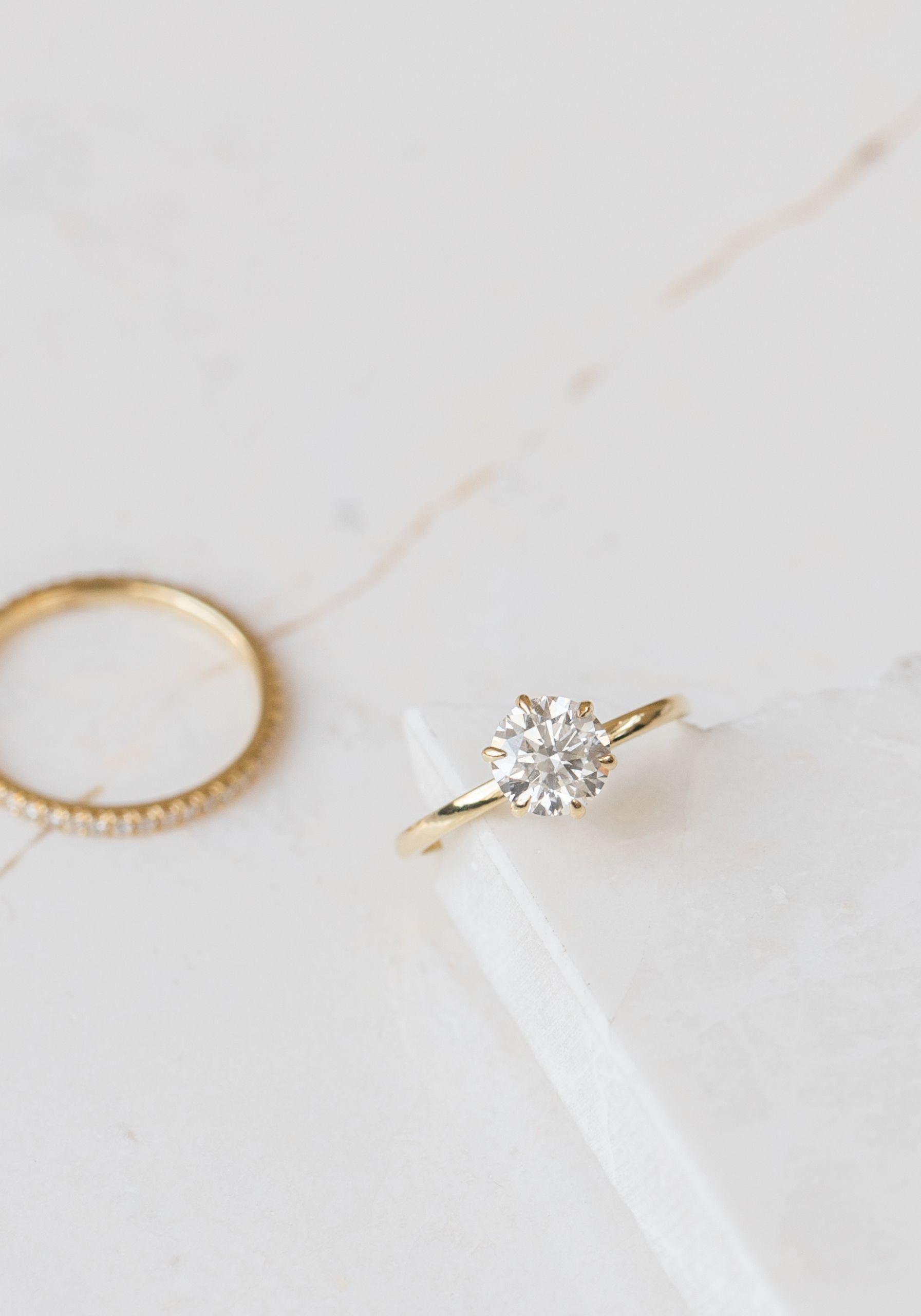 Anello di fidanzamento gioielleria