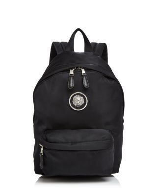 ee88c8d49c16 VERSUS VERSACE Lion s Head Small Nylon Backpack.  versusversace  bags   nylon  backpacks
