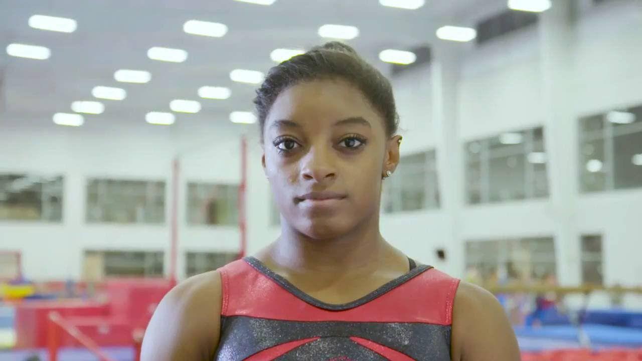 Simone Biles Unstoppable Nbc olympics, Ice skating