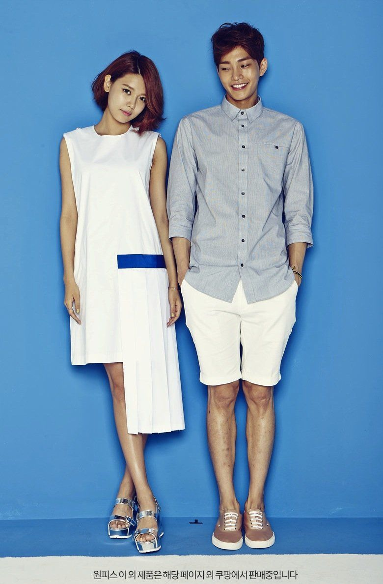 Girls' Generation's Sooyoung Endorses Fashion Brand Tom Genty Along with Model Kim Jae Young | Koogle TV