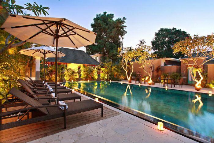 New Pondok Sara Villa in Seminyak - 20 Heavenly Luxury Bali Villas For Under $100 Per Night