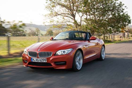 2014 BMW Z4 - Provided by MotorTrend