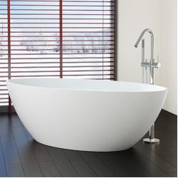 Photo of Vasca da bagno centro stanza Bw-05 (178 x 90 x 57 cm) Badeloft