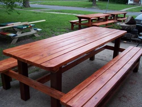 Pleasing Elite Grand Picnic Table On Craigslist In Okc For 185 Alphanode Cool Chair Designs And Ideas Alphanodeonline