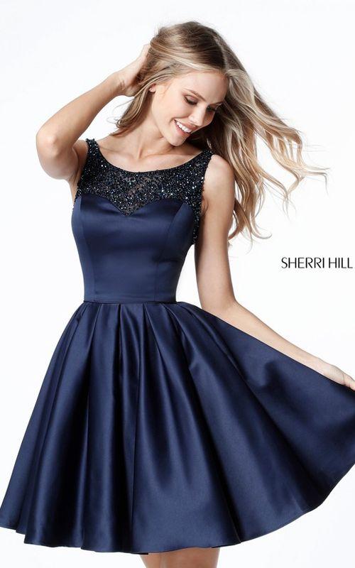Blaues zweiteiliges kleid