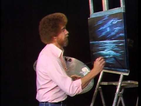 Season 3 of The Joy of Painting with Bob Ross features the following wonderful painting instructions: Mountain Retreat, Blue Moon, Bubbling Stream, Winter Ni...