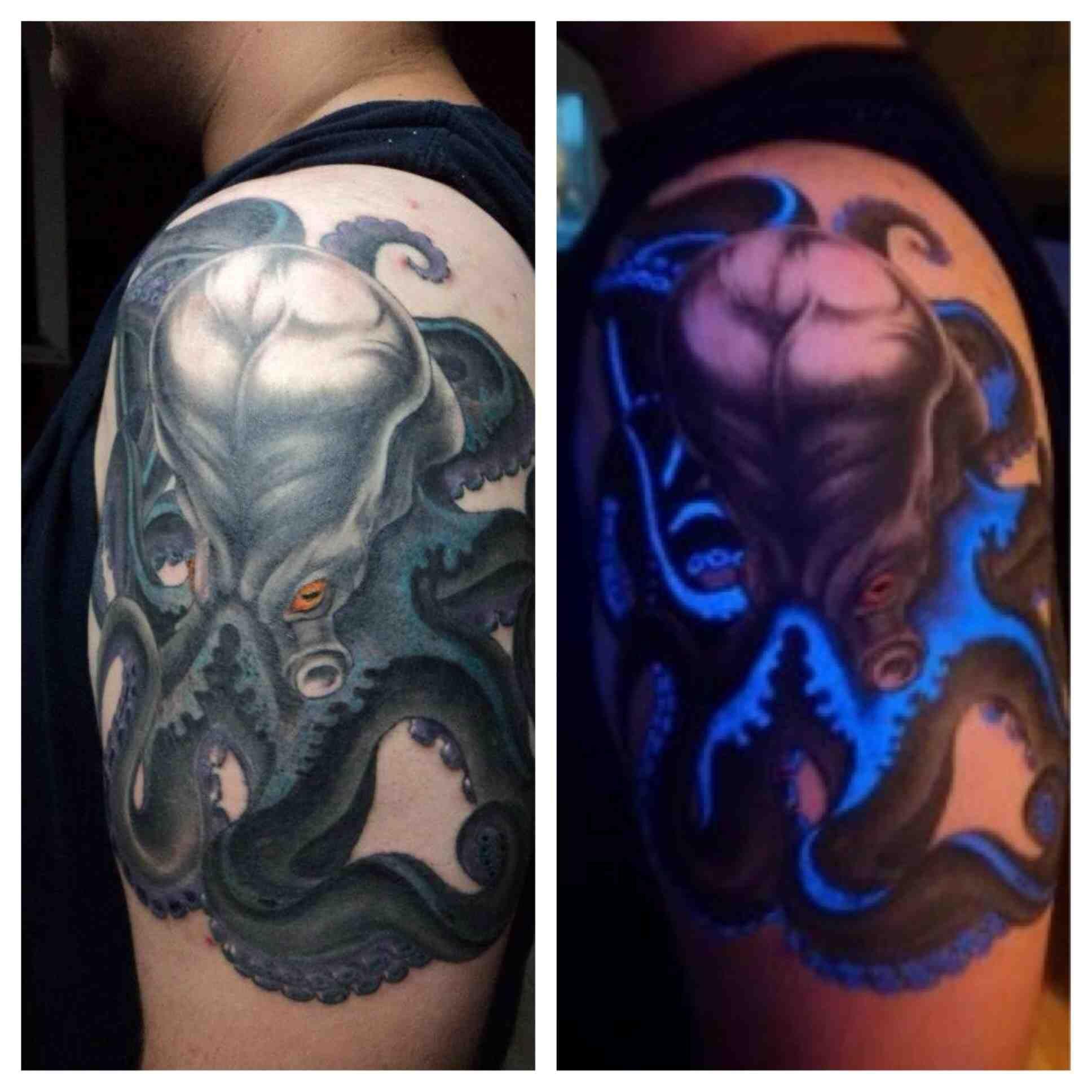 Light uv tattoos henna tattoo for - Uv Tattoo Idea 2016