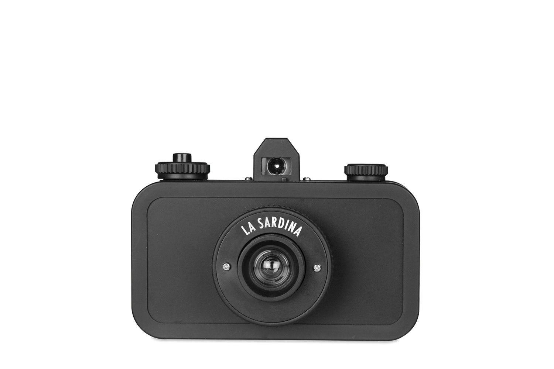 Lomography La Sardina Diy Edition Black 35mm Wide Angle