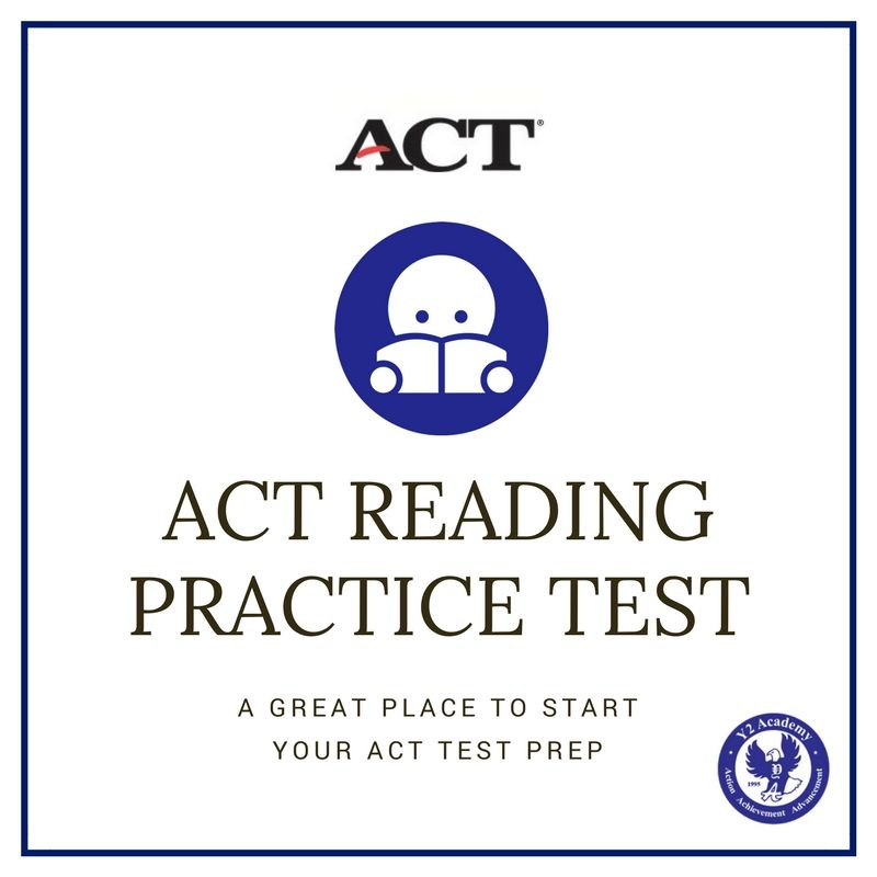 ACT Reading Practice Tests Questions | ACT Test Prep Courses in