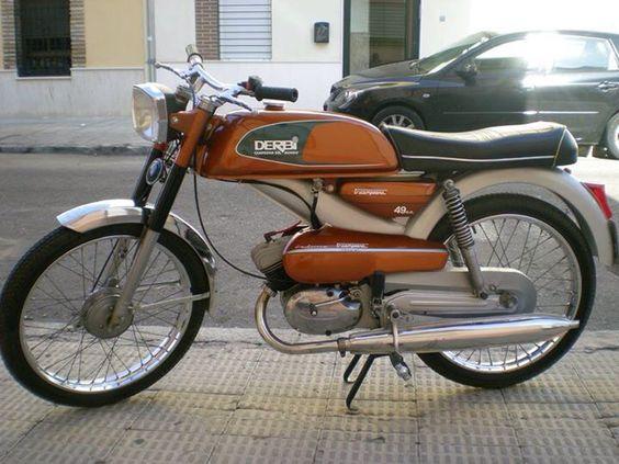 Pin De Mhdimam Adriansyah En Motor Ciclomotores Motos Clasicas Motos 50cc