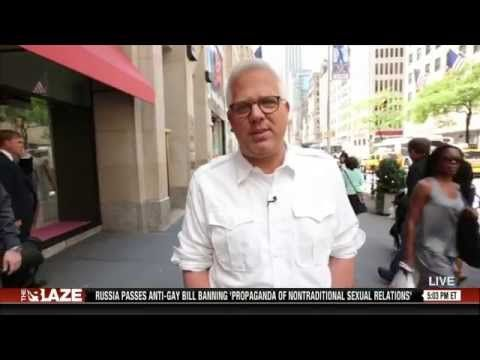 Glenn Beck: On The Streets Of NY