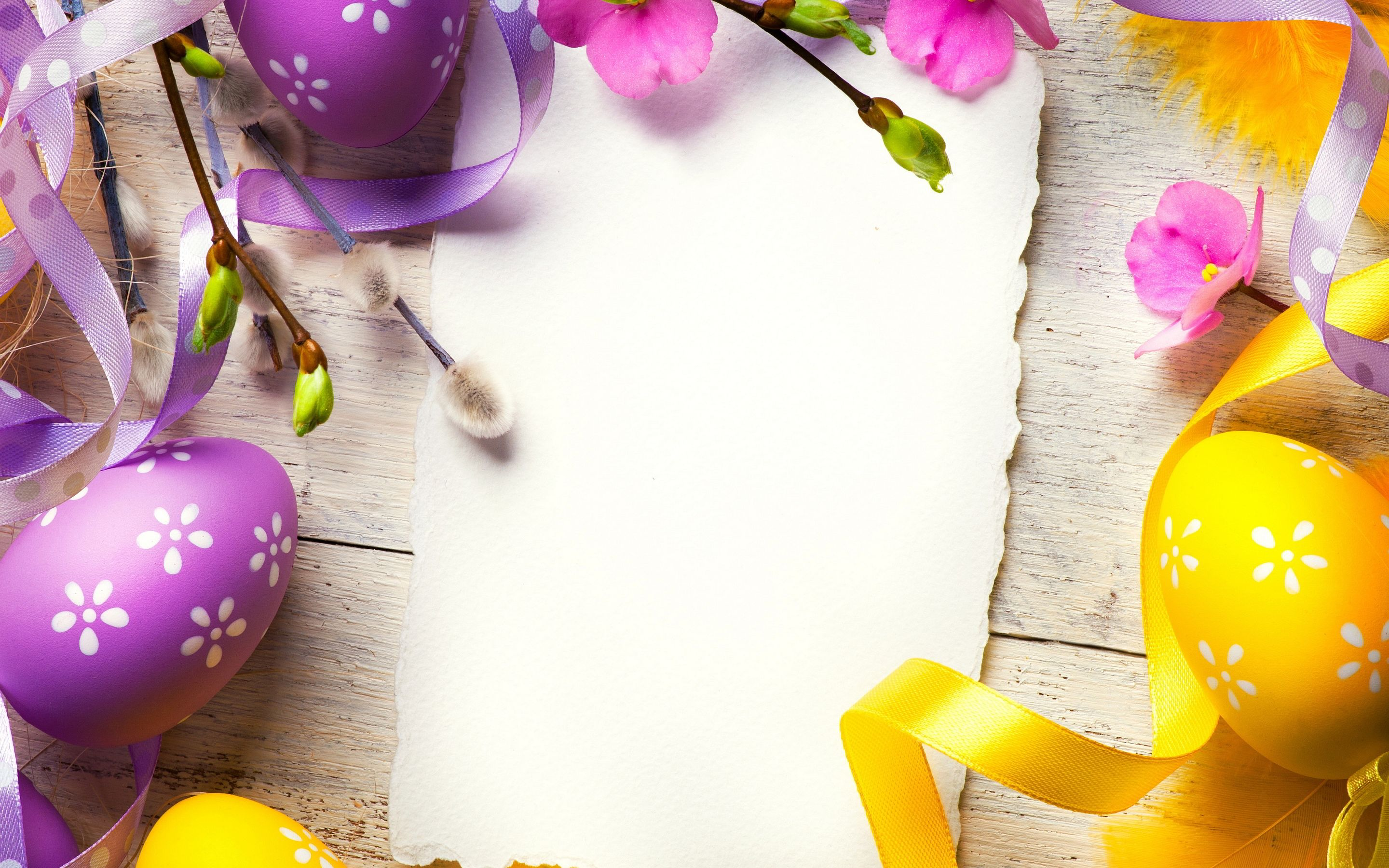 Easter Eggs And Classy Paper Happy Easter Wallpaper Easter Bunny Pictures Easter Wallpaper