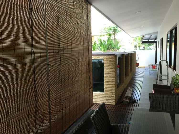 Store En Bambou Romain Et Enrouleur 35 Designs De Prestige Store Bambou Bambou Stores