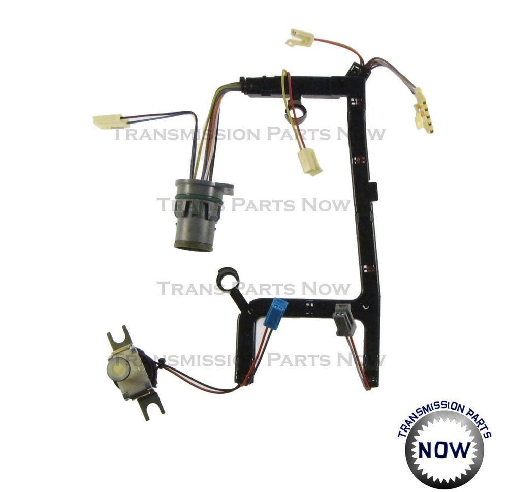Internal Wire Harness With Lock Up Solenoid Gm Chevy 4l60e 4l65 1993 Wiring 4l65e New Tcc 2002 74425s Transmissionpartsnow