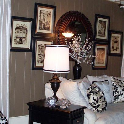 die besten 25 holzverkleidung streichen ideen auf pinterest holzverkleidung lackieren. Black Bedroom Furniture Sets. Home Design Ideas