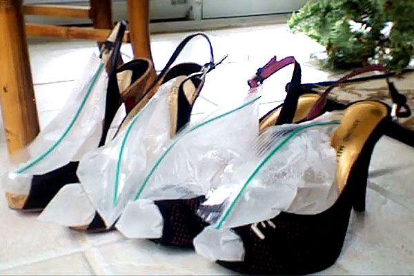 Te Aprietan Los Zapatos Con Este Excelente Truco Podrás Volver A Ponértelos Me Lo Ha Dicho Un Pajarito Cómo Agrandar Zapatos Zapatos Zapatos De Frozen