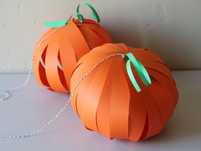 Pumpkin Lantern DIY Craft | Craft, Halloween diy and Seasonal decor