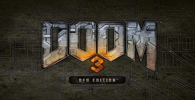 Doom 3 Bfg Edition Now Available In North America Doom 3 Bfg Doom 3 Bfg
