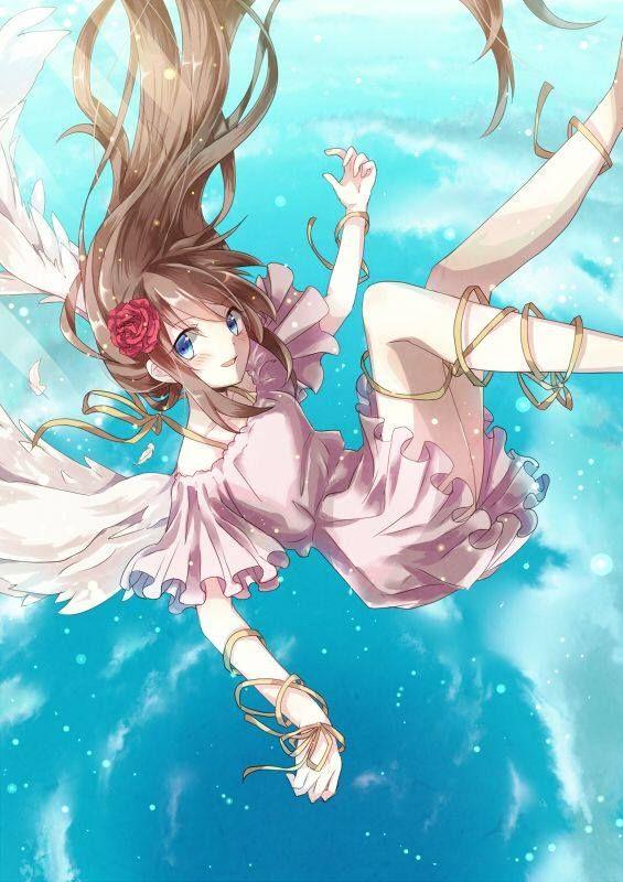 pin anime girl oc ideas