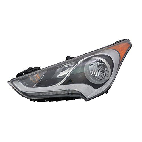 Tyc 209334001 Hyundai Veloster Left Replacement Head Lamp You Can Get Additional Details At The