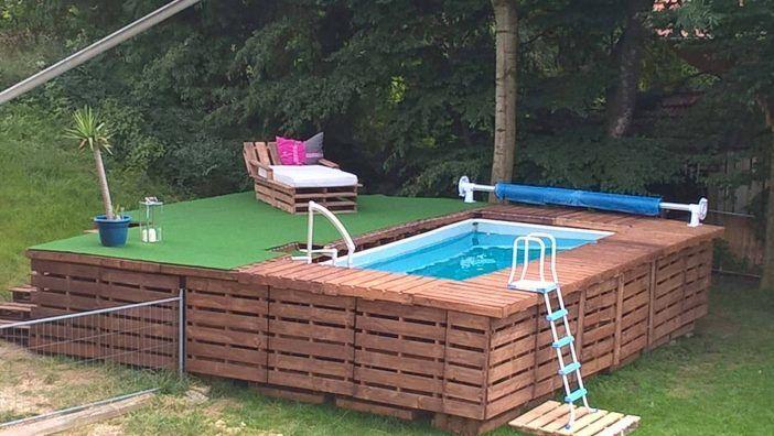 Diese 7 Schwimmbäder der Marke Eigenbau bieten Verkühlung in der - anleitung pool selber bauen