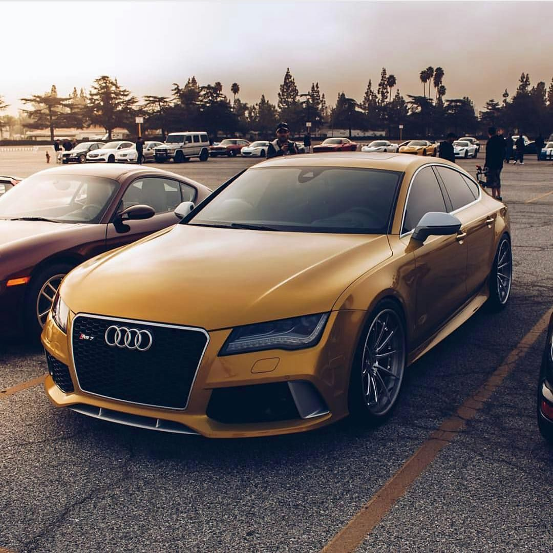 My Soon To Be AUDI Car Collection