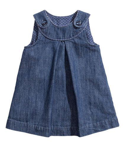 Baumwollkleid | Product Detail | H&M | Kinder kleidung ...