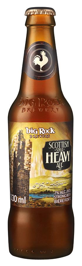 Big Rock Scottish Heavy Ale #craftbeer #bigrockbeer http://bigrockbeer.com/beer/signature-series