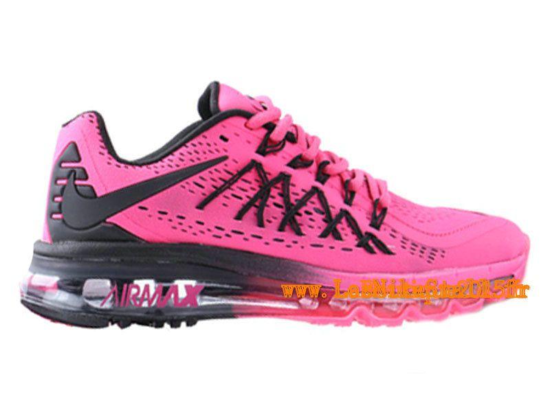Nike 2015 Air Max 2015 Nike GS Chaussures Nike BasketBall Pas Cher Pour Femme 4b1c17
