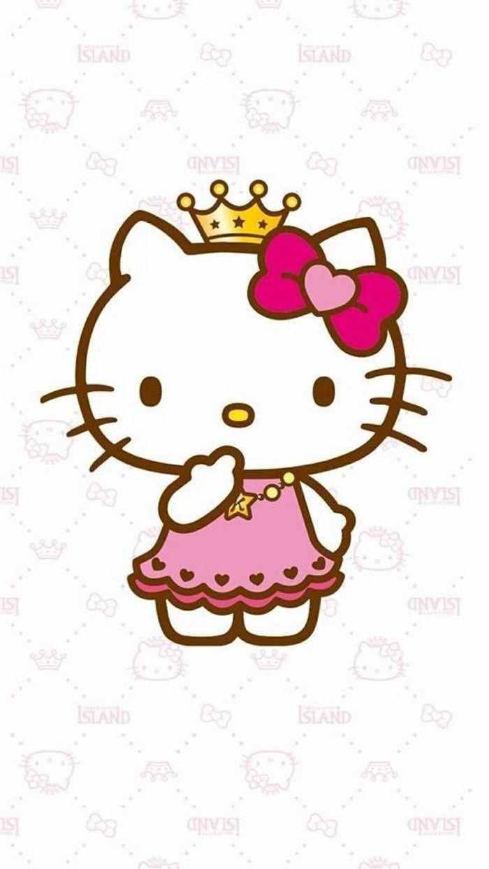 princess hello kitty clipart pinterest hello kitty. Black Bedroom Furniture Sets. Home Design Ideas