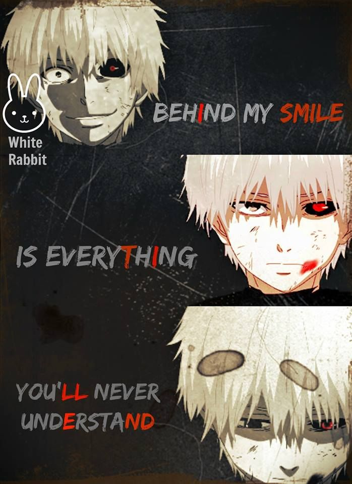 But I Smile Anyway Anime Quotes Pinterest Frases Frases