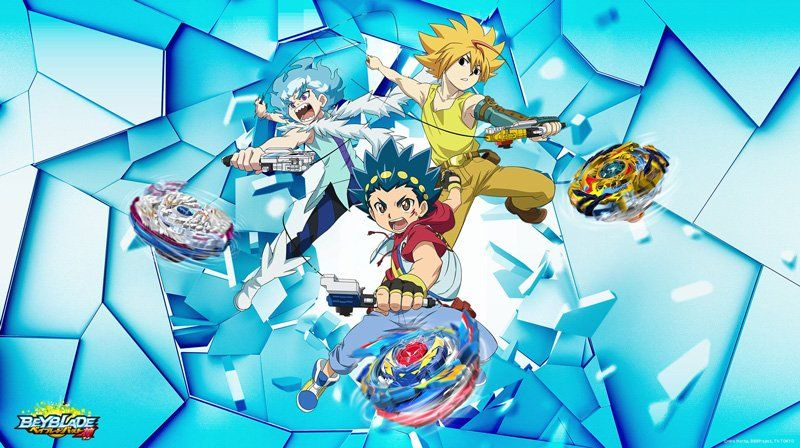 Free De La Hoya Senpai Valt Aoi Lui Shirasagi Beyblade Characters Anime What Is Anime