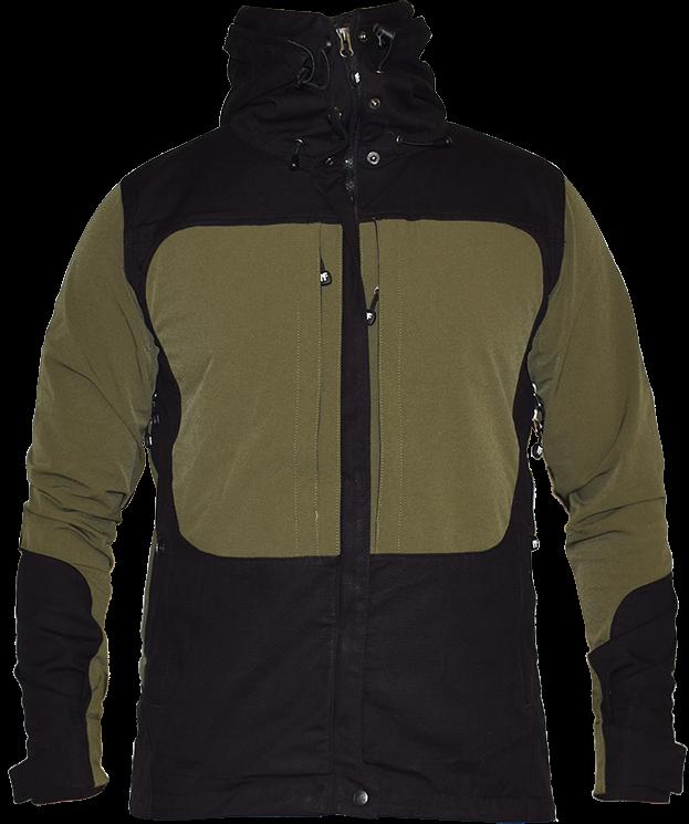 Amundsen Jacket Man Olive Green en 2020