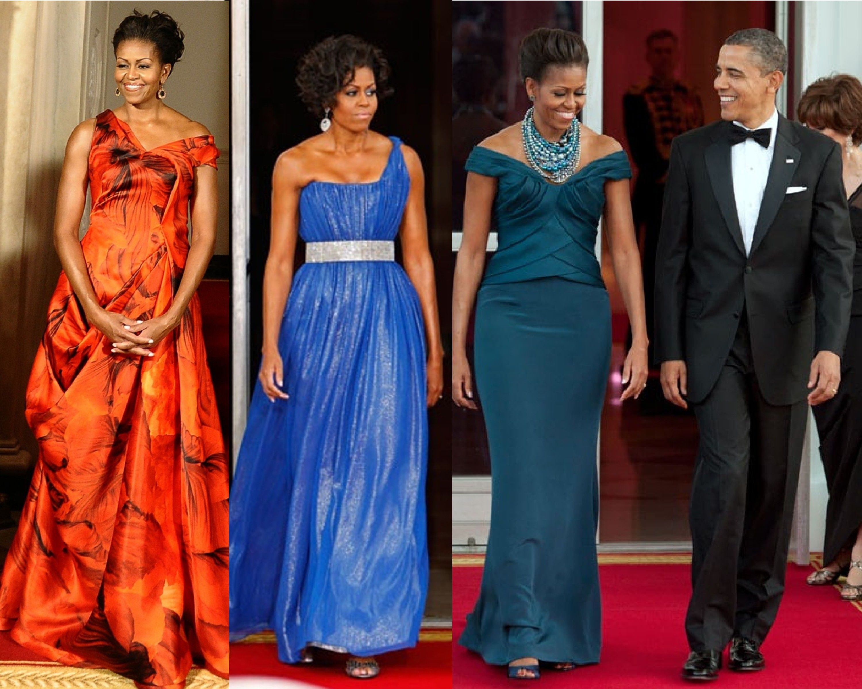 Happy 49th Birthday to First Lady Michelle Obama, January 17, 2013