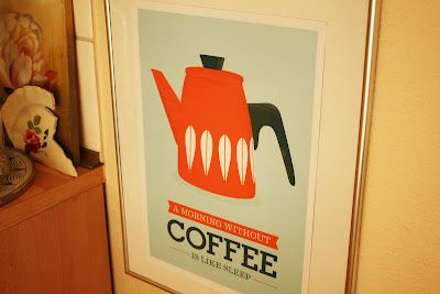 love this coffee print