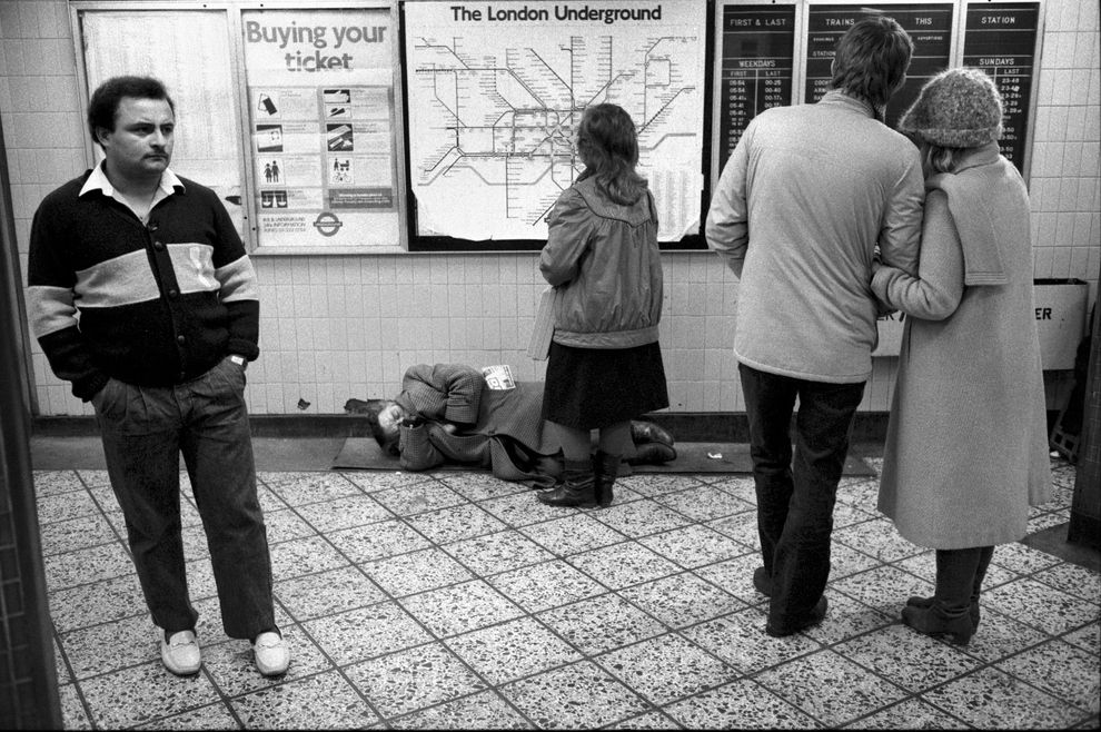 26 Delightful Pictures Of The London Underground