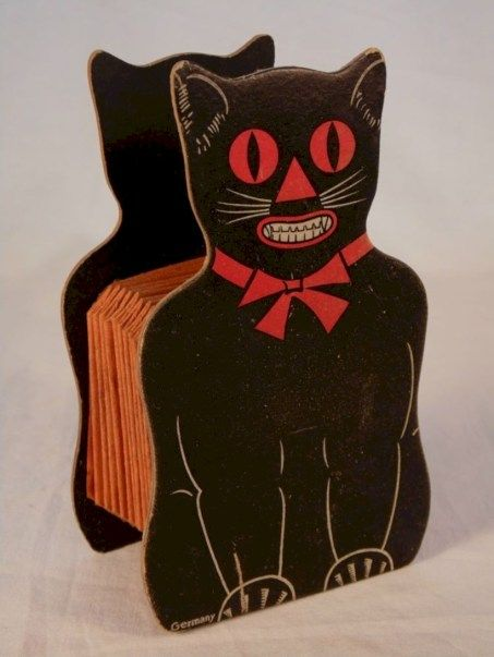 55 Beautiful Vintage Halloween Decoration Ideas Pinterest - halloween decorations vintage