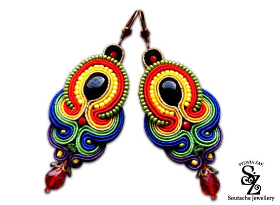 Soutache Jewellery by ~Soutache on deviantART
