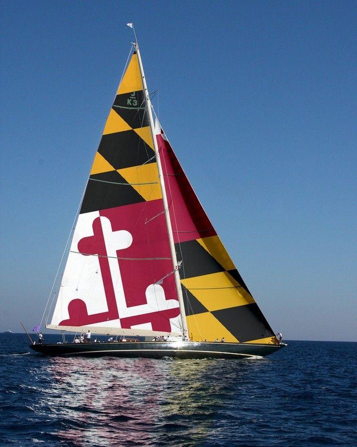 md sailboat