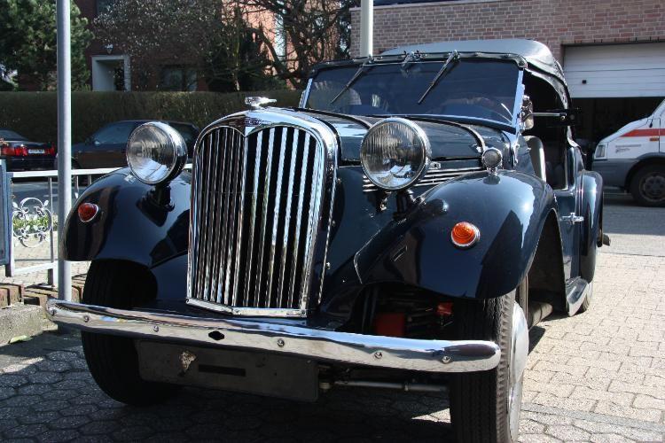 Sınger Roadster SM 1500 - restauriert