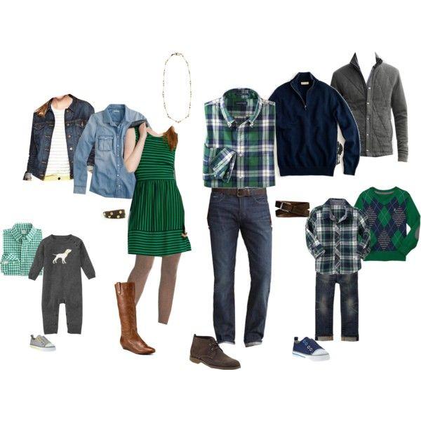 Fall/Winter Blue/Green Family