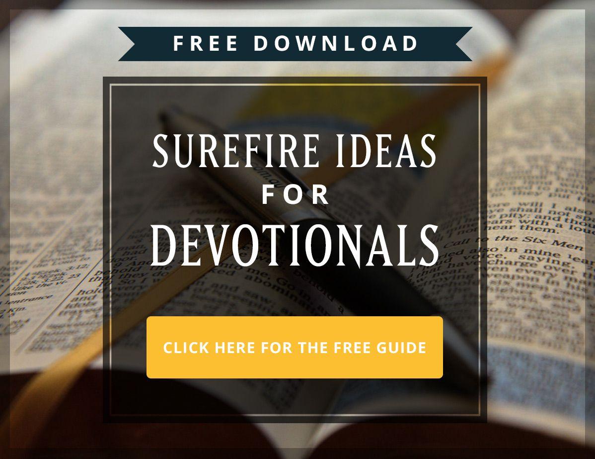 devotional structure