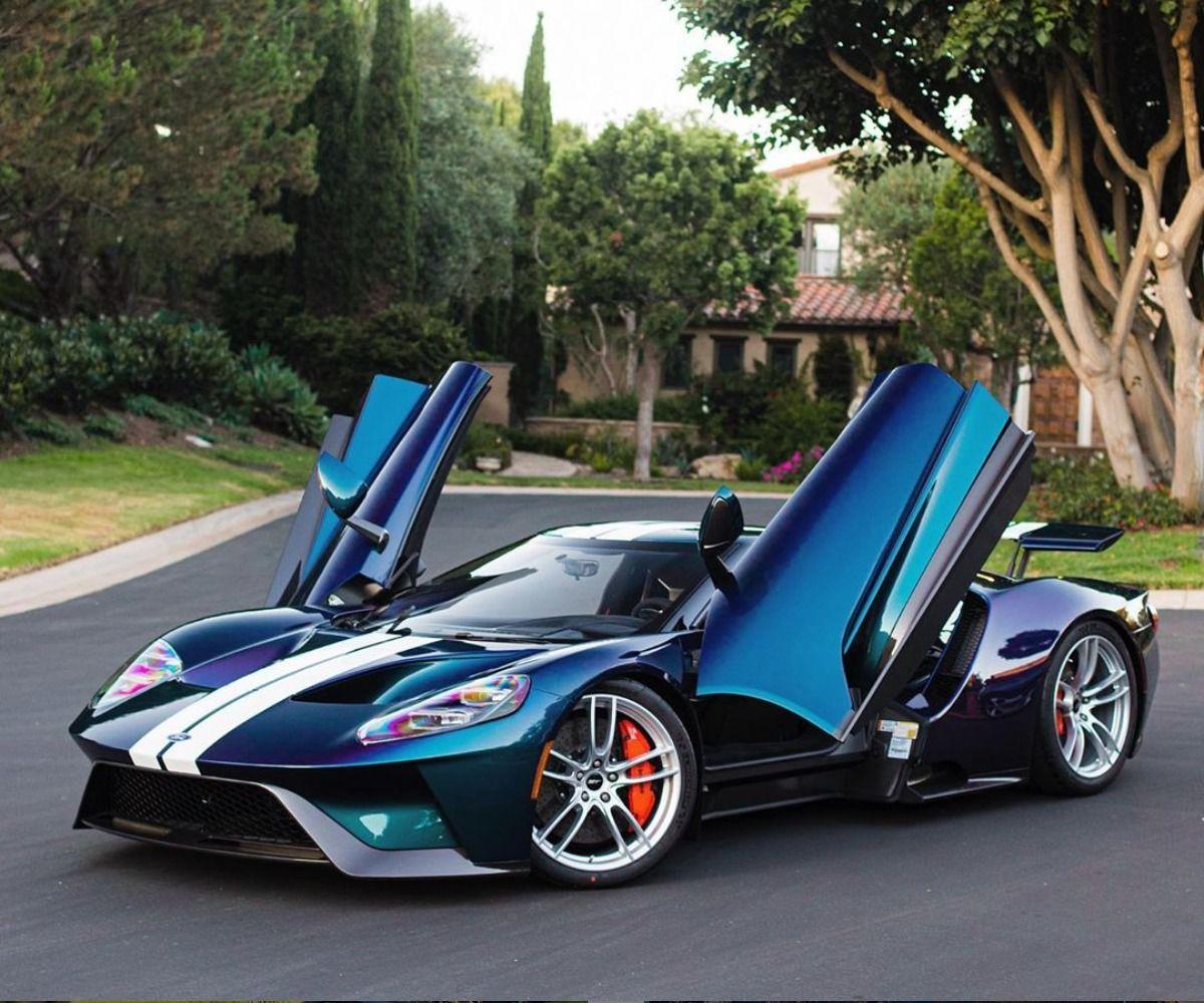 Ford GT Mystichrome: El camaleón de 100,000 dólares • First Drive México