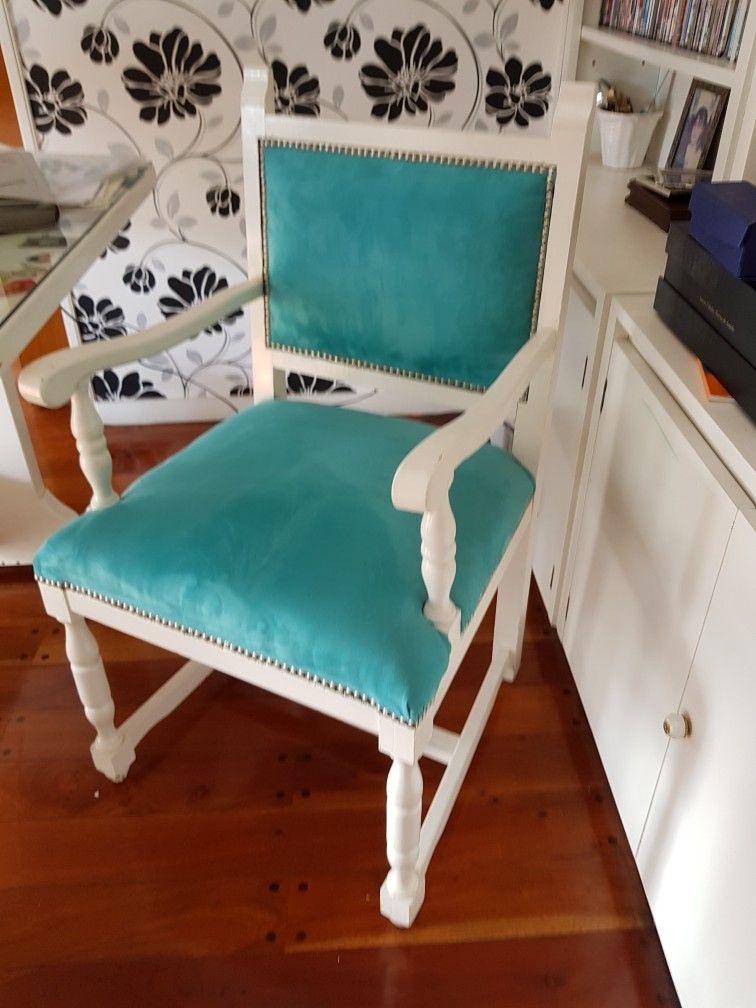 como tapizar un silla provenzal